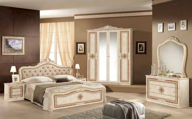 Italienische Schlafzimmer 2 - Temiz Möbel, Italienische Möbel ...