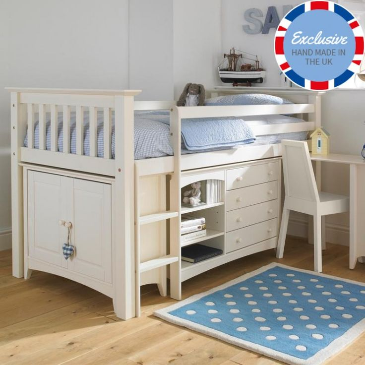 Kids Cabin Beds Are Extremely Versatile And Provide A Practicial Solution  To Childrens Rooms With Limited Space. Our Kids Cabin Bed Represents  Quality ... Part 98
