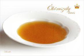 Szellem a fazékban: Ököruszály leves