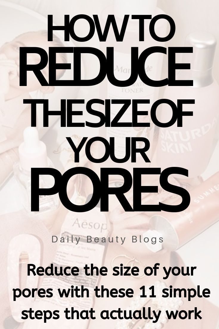 Are you someone who struggle with large pores and …