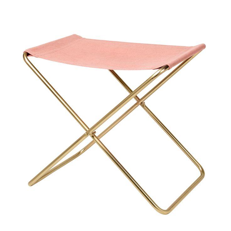 Nola stool canvas