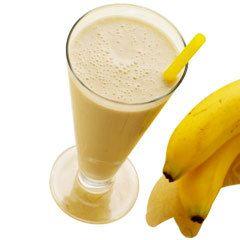 Herbalife shakes - banana fruit