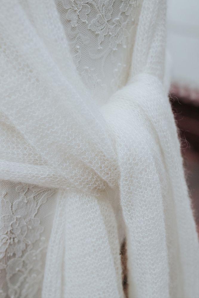 Les 25 meilleures id es de la cat gorie etole pour mariage sur pinterest tole robe de mari e - Etole mariage hiver ...