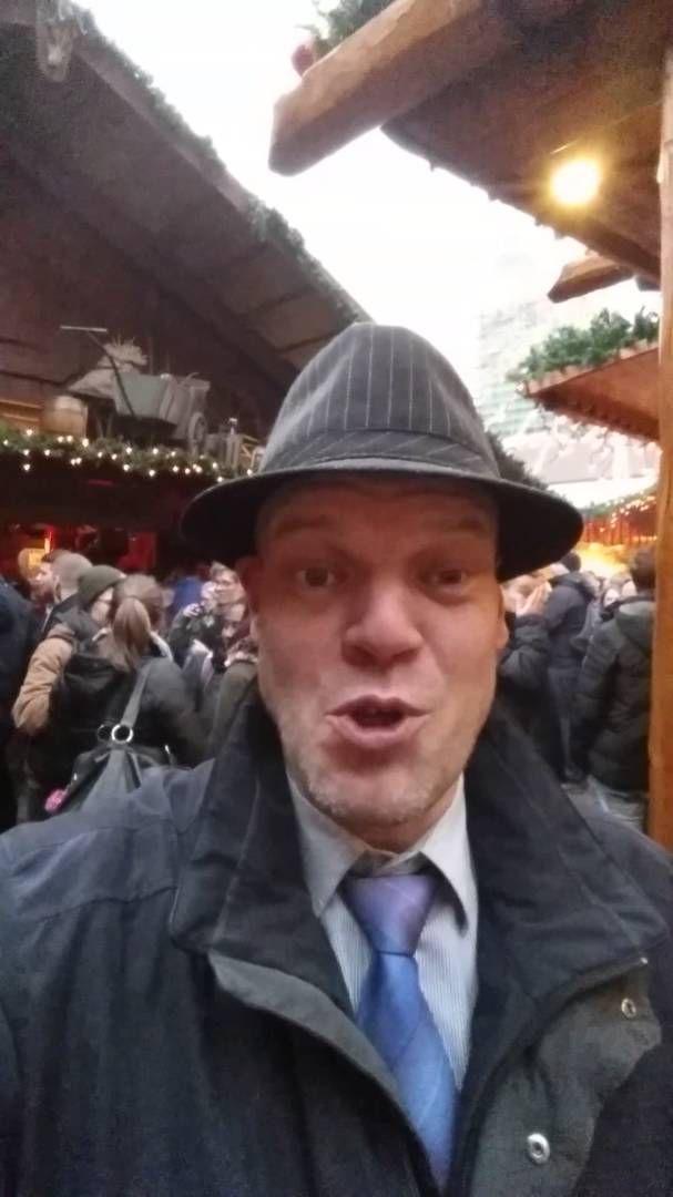 Grüße vom Lübecker  Weihnachtsmarkt, so lässt es sich leben mit GetProfi...