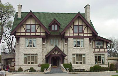 In 1910 Winnipeg had 19 millionaires, more per capita than any other Canadian city.  This was the home of J.H. Ashdown, one of those millionaires, who started out in hardware.  He was also mayor of Winnipeg for 2 years.