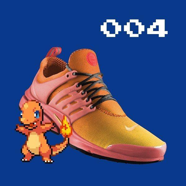 Combine seu tênis com o seu Pokémon preferido http://ift.tt/