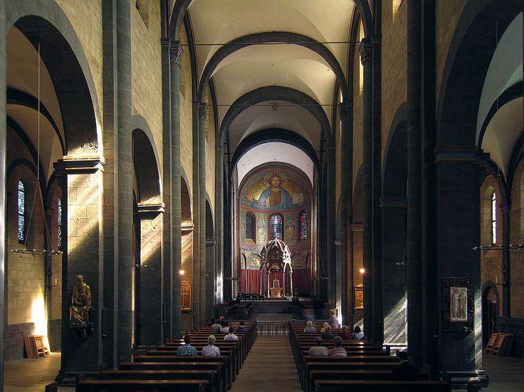 Maria Lach 12 - Abtei Maria Laach – Wikipedia
