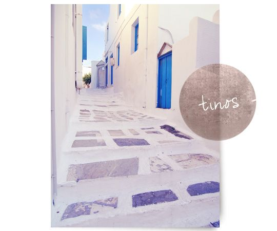 Romantic Getaway in Tinos Island, Greece