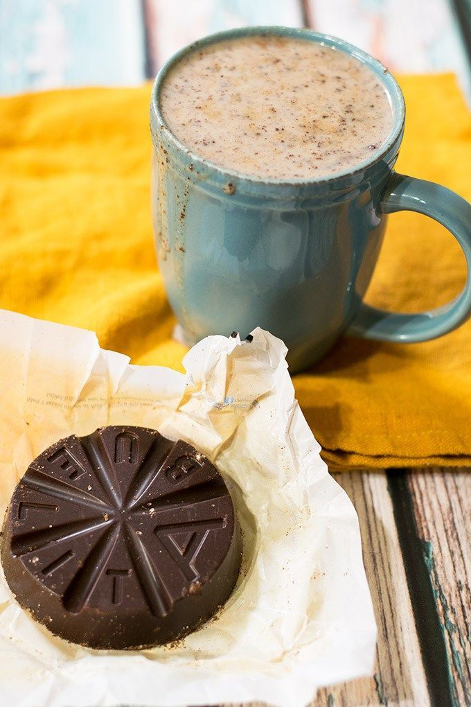 champurrado is a yummy Mexican beverage that is perfect during the colder months!