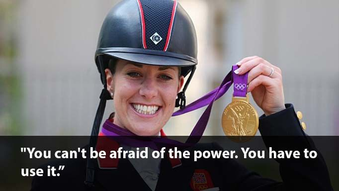 Quote from Charlotte Dujardin | 6 Quotes From the World's Greatest Dressage Riders