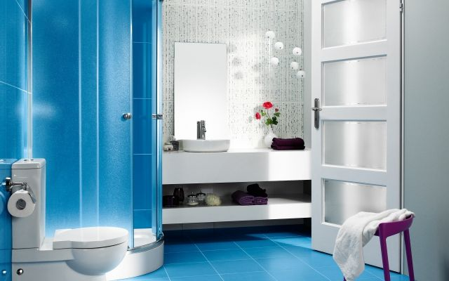 Aranjamentul - Atola blue - Cersanit