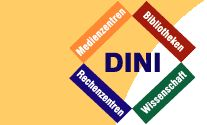 The German Initiative for Network Information (DINI)