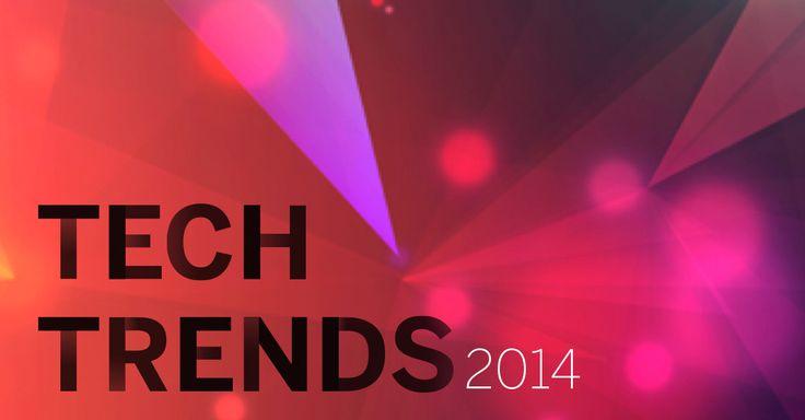 Tech Trends 2014