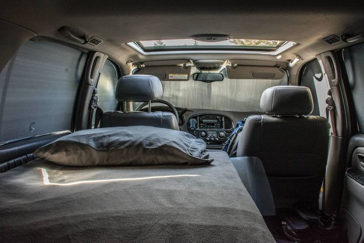 SUV Camping setup - Album on Imgur