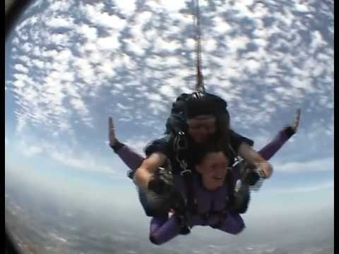 Skydiving in South Africa.  @holidayaccess #travel #skydiving #southafrica