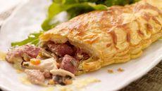 Turkey & Ham Pasties
