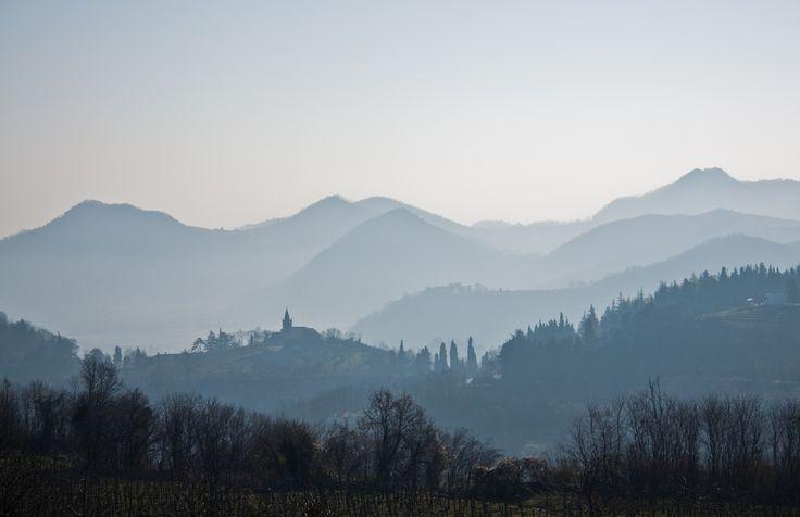 San Sabino a Torreglia Alta   Gabrielle Martin - Thermae Abano Montegrotto - Colli Euganei