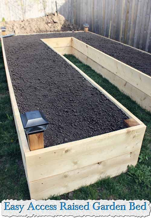 Good Above Ground Vegetable Garden Ideas Part - 7: Easy Access Raised Garden Bed Easy Access Raised Garden Bed Raised Garden  Beds Are A Great. Vegetable GardeningHome Vegetable Garden DesignBeginner  ...