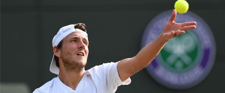 Tennis - ATP - Wimbledon : Pouille pour confirmer    Publié le 28 juin 2017 à 18H24    Rédaction Sport365    C'est en confiance que Lucas Pouille se présentera à Wimbledon lundi prochain. Quart... http://www.sport365.fr/tennis-atp-wimbledon-pouille-confirmer-4473868.html?utm_source=rss_feed&utm_medium=link&utm_campaign=unknown Check more at http://www.sport365.fr/tennis-atp-wimbledon-pouille-confirmer-4473868.html?utm_source=rss_feed&utm_medium=link&utm_campaign=unknown