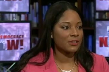 Maxwell discusses her ordeal and her refusal to be silent in the face of the threats against her. Over the past week, political analyst Zerlina Maxwell has received racially fueled death threats for speaking out against rape. Maxwell, who is a rape survivor, appeared on a Fox News segment with Sean Hannity last week about the possibility of arming women to prevent rape. She said the responsibility should lie instead with men. In response to her remarks, Maxwell received a torrent of abuse…