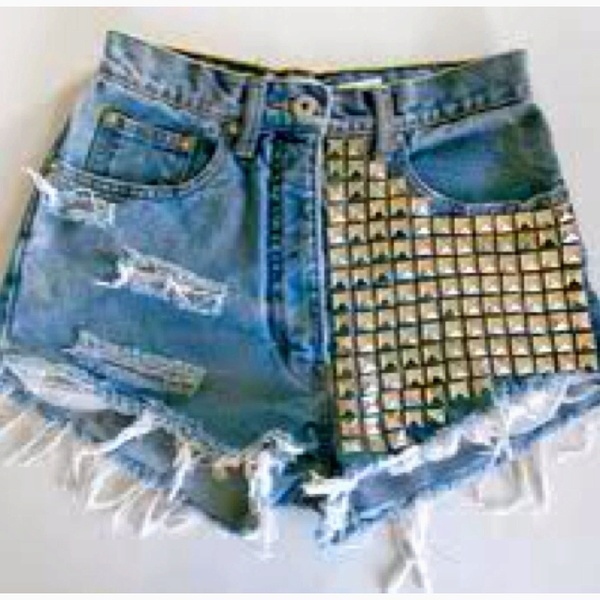 111 best High-waisted shorts images on Pinterest
