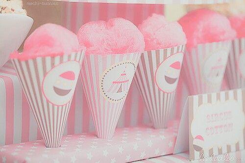 Candy algodon de azucar