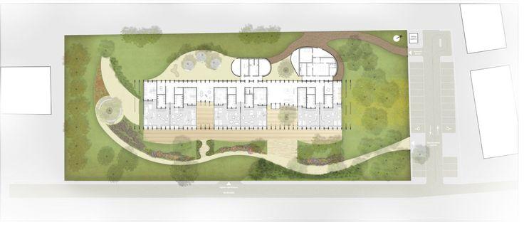 Mario Cucinella Architects, Moreno Maggi · NIDO D'INFANZIA DI GUASTALLA · Divisare