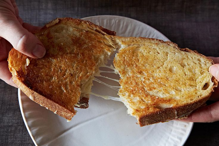 How to Make the Perfect Grilled Cheese Sandwich - Food52