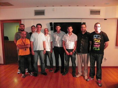 ΚΝΧ Partners από διάφορα σημεία της Ελλάδας συμμετείχαν στο 1ο Πιστοποιημένο ΚΝΧ Advanced Course που πραγματοποιήθηκε από την Quantum για πρώτη φορά στην Ελλάδα, από 18 έως 21 Οκτωβρίου 2012,  σε μία δημιουργική αλληλεπίδραση άνευ προηγουμένου.