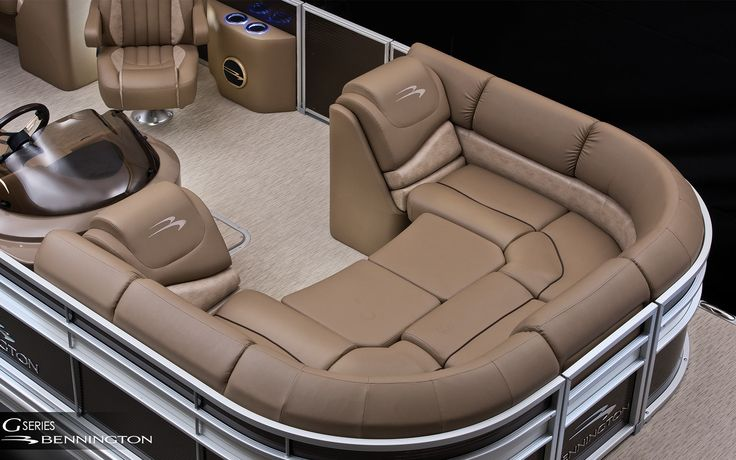 Image result for luxury pontoon furniture