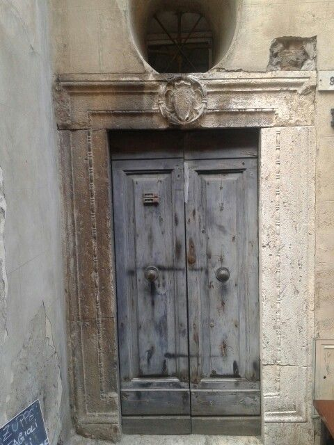 Montepulciano porta