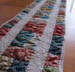 Craftsman Style Table Runner