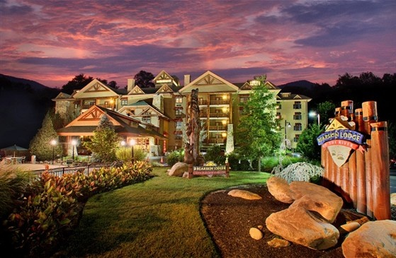 46 Best Images About Hotels In Gatlinburg On Pinterest