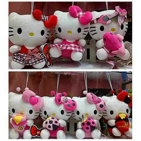 #boneka #hellokitty #import, t.18cm @ 90.000
