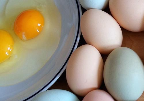 how to clean chicken eggs for consumption