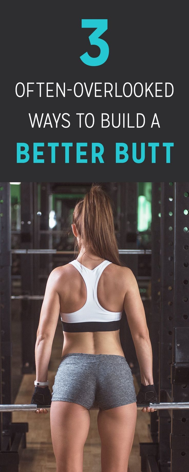 3 Often-Overlooked Ways to Build a Better Butt – #Build #Butt #OftenOverlooked #…