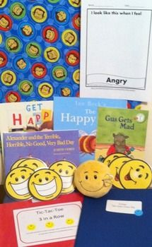"Bright,+Colorful,+Durable+hand+sewn+drawstring+bag+nestles+smiles,+warm+and+fuzzy+smiley+faces,+and+more.+This+bag+provides+hours+of+entertainment+as+children+and+adults+read:+""Gus+Gets+Mad""+""The+Happy+Bee""+""Get+Happy""+""Alexander+and+the+Terrible,+Horrible,+No+Good,+Very+Bad+Day"".After+reading+children+and+adults+alike+can+play+""Tic-+Tac-Smile""+on+the+laminated+reusable+tic-tac-toe+board+using+the+laminated+pieces+which+are+large+smiley+faces."