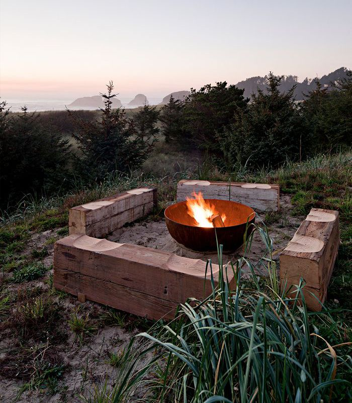 Elegant How to Make A Metal Fire Pit