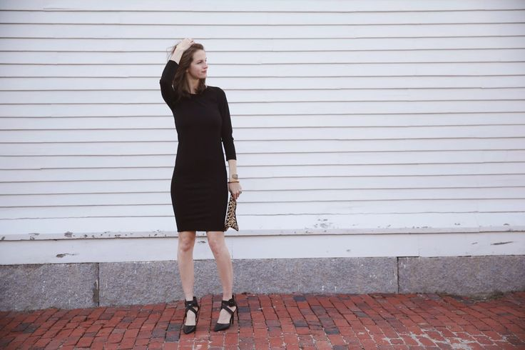 tales of me and the husband: the perfect LBD.