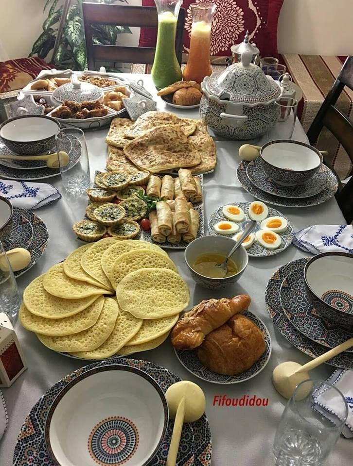 A Desayunar Ramadan Recipes Moroccan Food Morrocan Food