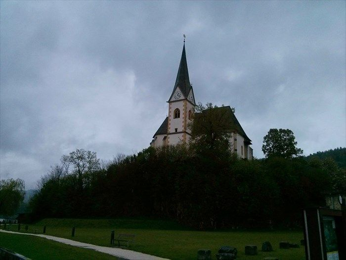 Church Maria Wörth - Kärnten, Austria Image