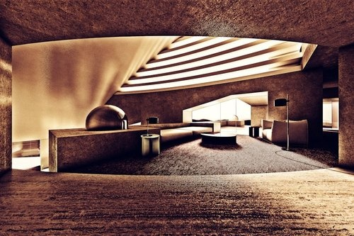Purple House - Antonio Cardillo architect