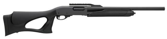 Remington 870 Express ShurShot Slug. Nice.