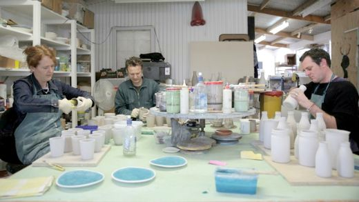 Interview with Peter from Factory Ceramics