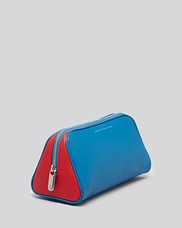 MARC BY MARC JACOBS Cosmetic Case - Sophisticato Colorblocked Big Bliz | Bloomingdale's