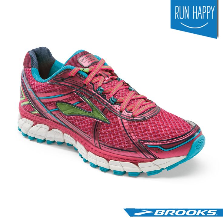 Brooks Adrenaline GTS 15 Women's Running Shoes - I'm an ASICS Gel Kayano  devotee, but I tried these on and they were very tempting.
