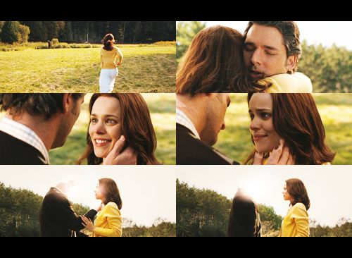 """The time travelers wife- I adore this movie. """"I wouldn't change one second of our life together."""""""
