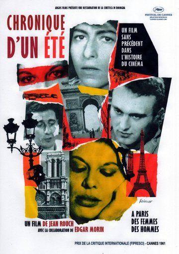 Jean Rouch, Chronique d'un été, 1961