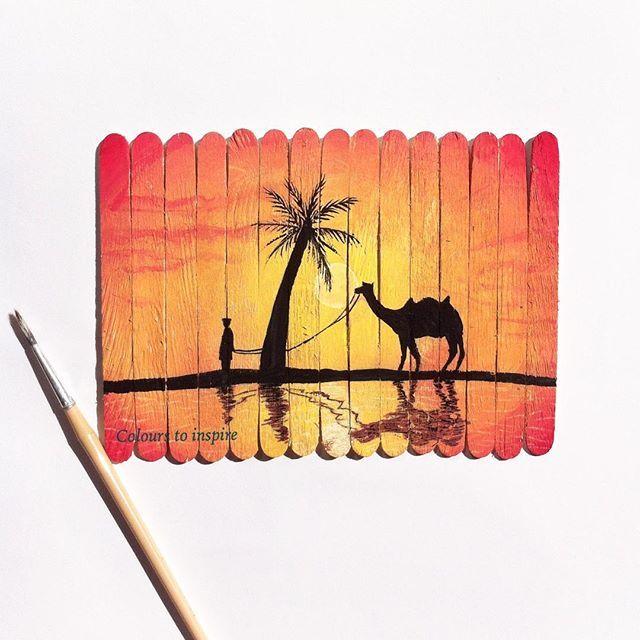 25 Best Ideas About Popsicle Stick Art On Pinterest