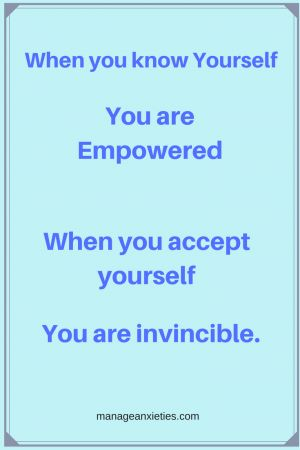 Being empowered is the best gift